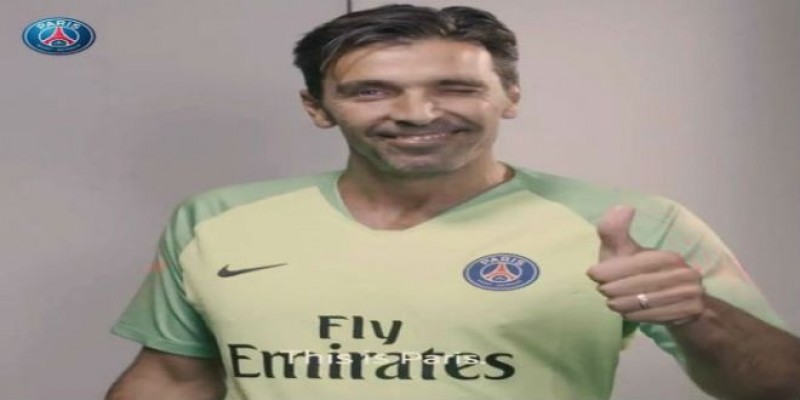 Officiel: Gianluigi Buffon a signé au PSG