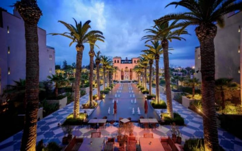 Le Four Seasons Marrakech racheté